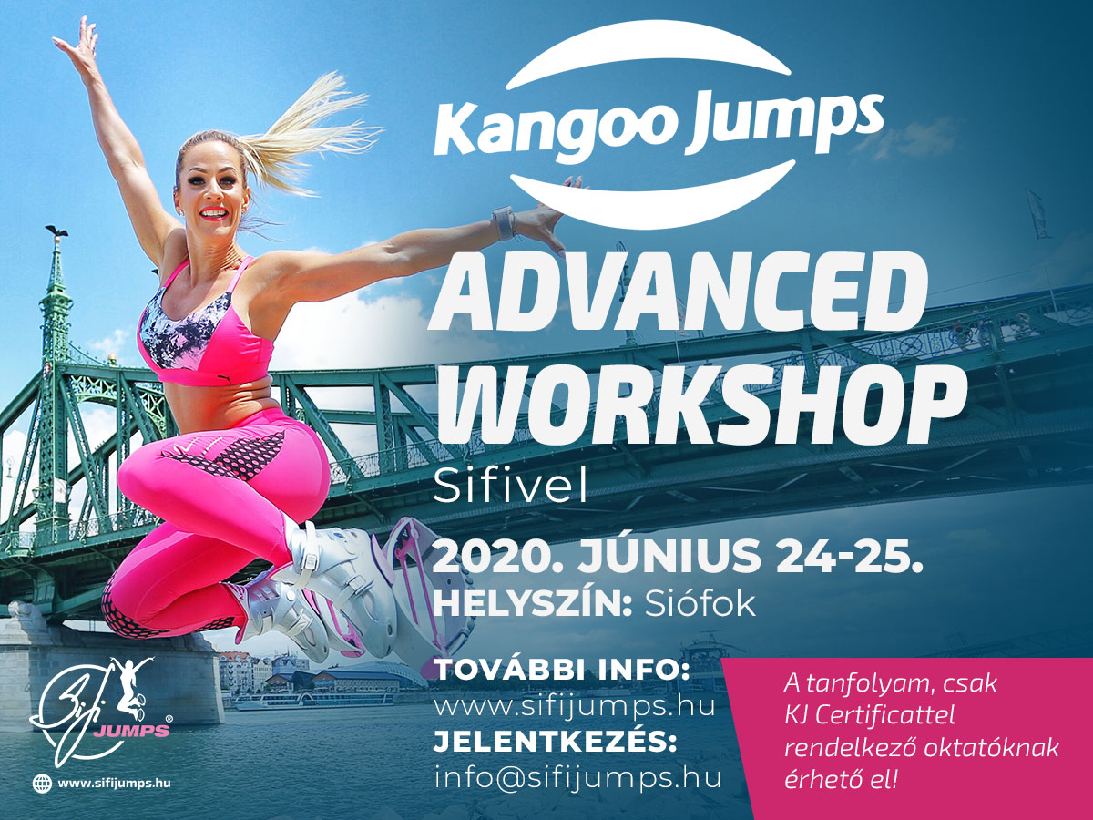 Kangoo Advanced Workshop 2020