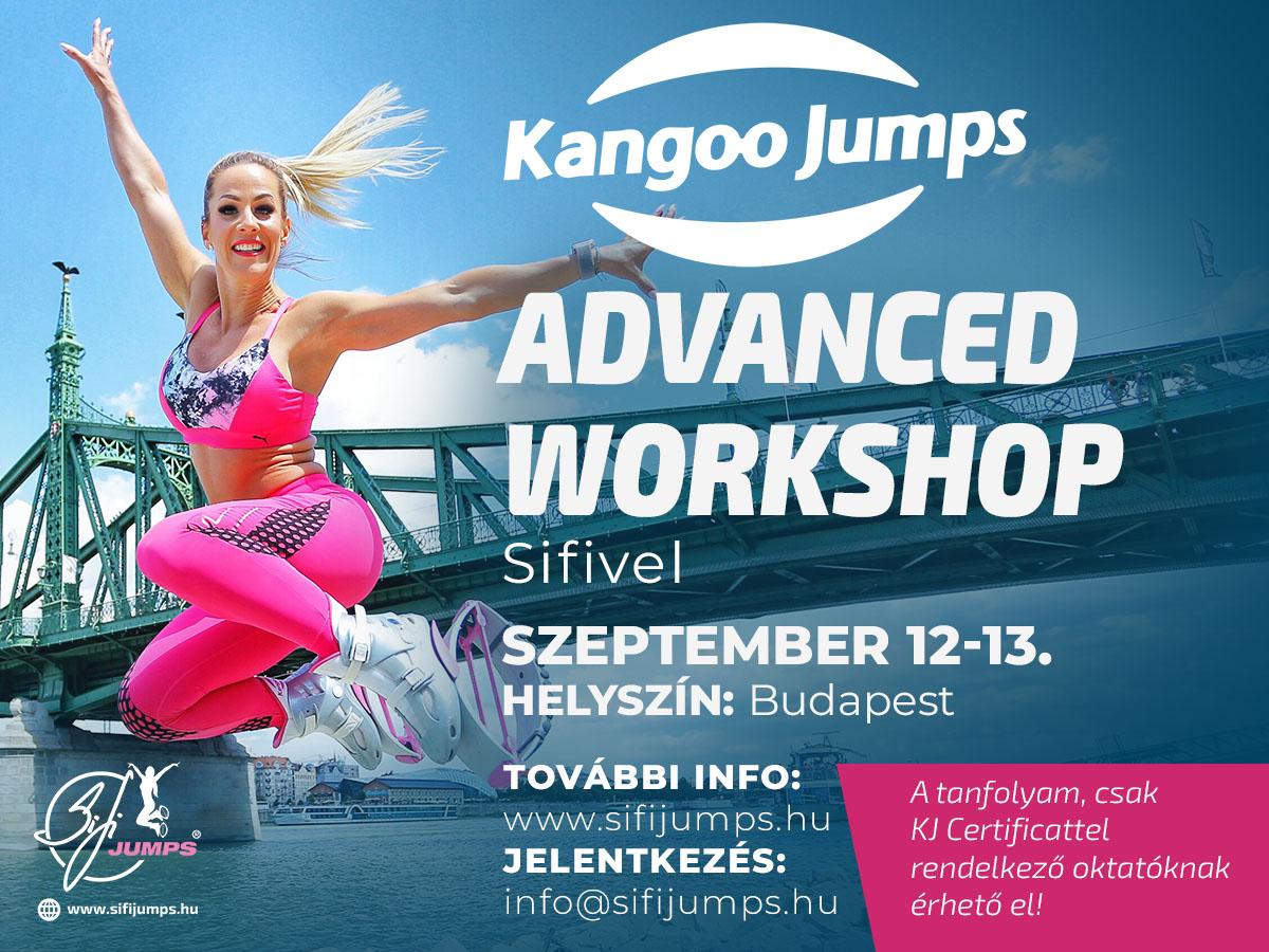 Kangoo Advanced workshop