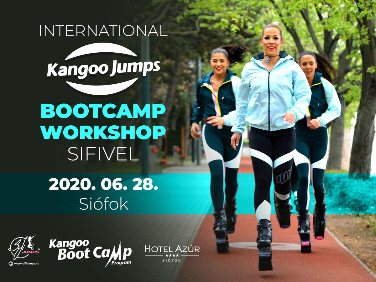 Kangoo Bootcamp workshop