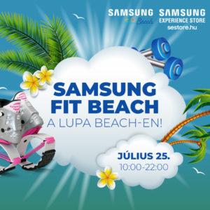 Samsung Fit Beach