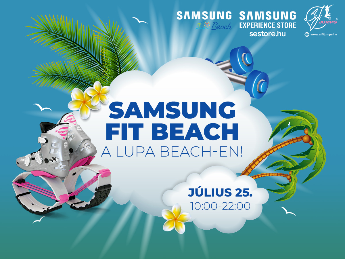 Samsung Fit Beach